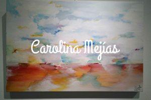 pintora profesional de cuadros de abstractos en las palmas de gran canaria